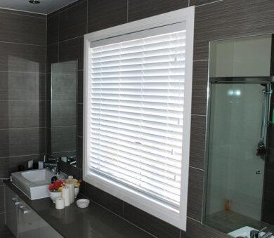 Venetians blinds