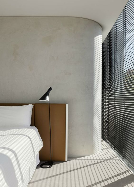Venetians blinds